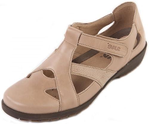 Suave Pantalon Chaussures, décontracté, Confort Jacky Beige