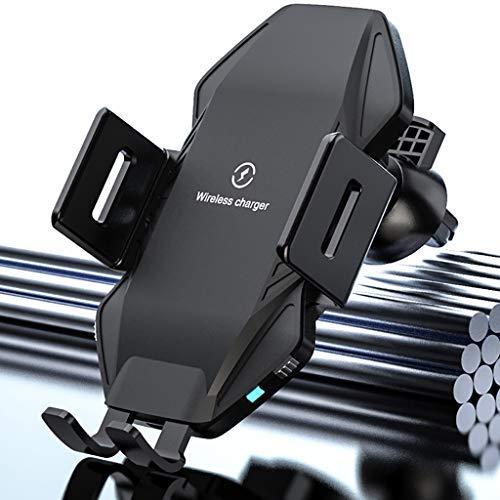 Lukame T3 Cargador de Coche Inalámbrico de Montaje Rápido Automático Para