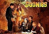Buyartforless The Goonies Cast in Cave Movie Poster 36x24