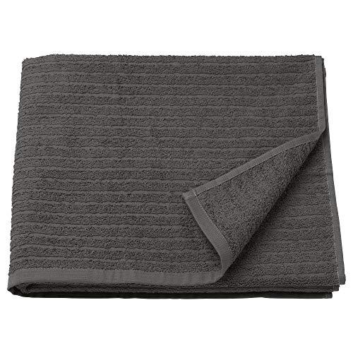 IKEA.. 303.536.08 Vågsjön - Toalla de baño, Color Gris Oscuro