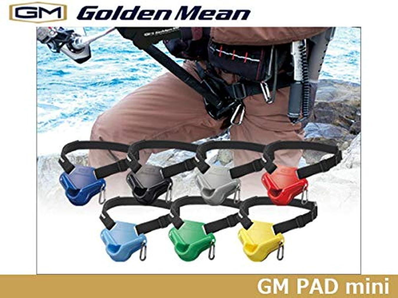 聖域粒したがってゴールデンミーン(Golden Mean) GM PAD mini レッド