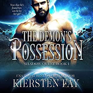 The Demon's Possession     Shadow Quest, Book 1              By:                                                                                                                                 Kiersten Fay                               Narrated by:                                                                                                                                 Henry Jones                      Length: 13 hrs     1 rating     Overall 5.0