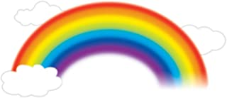 RoomMates Over The Rainbow Peel and Stick Giant Wall Decal - RMK1629GM