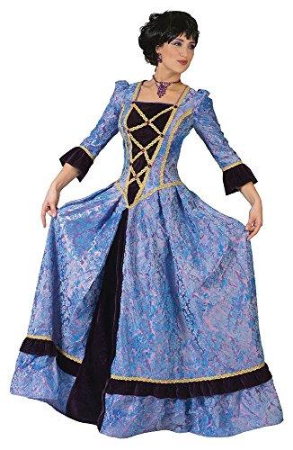Barock Gräfin Kostüm Caroline Gr. 36 38 - Historisches Rokoko Damen Kleid zu Karneval oder...