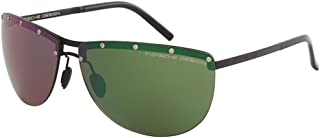 Porsche Design P8577 Men's/Ladies Fashion Sunglasses with Hard Case and Cloth size 68-12-135mm