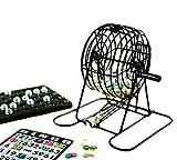 [page_title]-Engelhart - Komplettes Mini-Bingo-Spiel mit Kugel - Bingomolen - 13,5cm - 360564