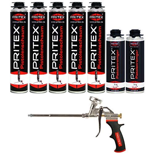 Pritex -  Bauschaum Set 5 x