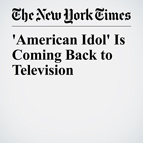 'American Idol' Is Coming Back to Television copertina