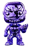 Funko Pop! Avengers Infinity War - Thanos [Purple Chrome] #289 - [EXCLUSIVE - SUPER RARE!!!]...