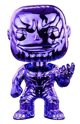 Funko Pop! Avengers Infinity War - Thanos [Purple Chrome] #289 - [EXCLUSIVE - SUPER RARE!!!]