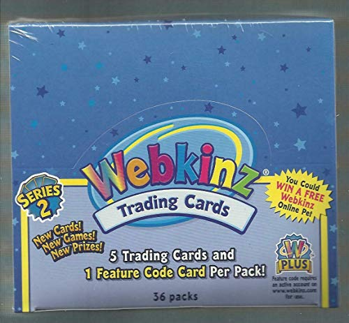 Webkinz Trading Cards Series 2 Pack [Toy]