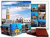 DA CHOCOLATE キャンディスーベニア ベニス チョコレートギフトセット 13x13cm 1箱 (広場)