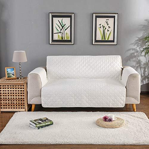 AMURAO Sofa-Couch-Abdeckungs-Stuhl-Wurfs-Haustier-Hundekindermatten-Möbel-Schutz-umschaltbare waschbare entfernbare Armlehnen-Schonbezüge