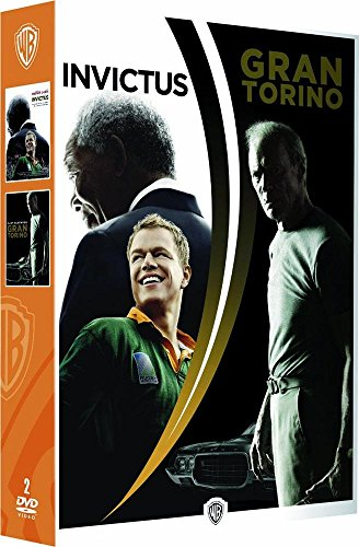 Coffret clint eastwood : invictus ; gran torino [FR Import]