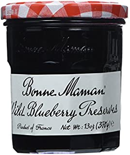 Bonne Maman Preserve, Blueberry, 13-Ounce (B0004MTM9Y) | Amazon price tracker / tracking, Amazon price history charts, Amazon price watches, Amazon price drop alerts