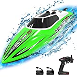 VOLANTEXRC RC Boat for Pool and Lakes 20MPH VectorXS High Speed Remote...