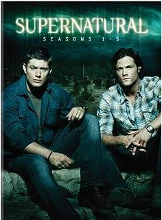 Supernatural: Seasons 1-5 (5Pk/DVD)