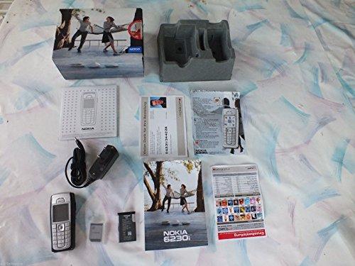 Nokia 6230i, cellulare, colore: Nero