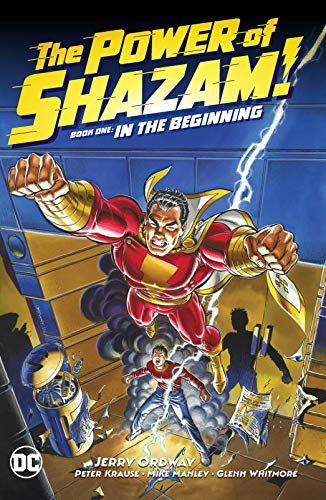 The Power of Shazam comic book DC fan gift idea