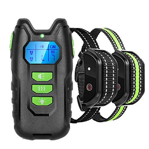 Havenfly Collar de Adiestramiento para Perros Sin Descargas Eléctricas con Rango de...