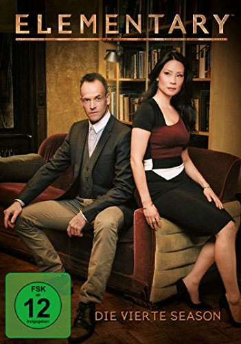 Elementary - Die vierte Season [6 DVDs]