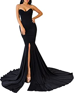 8e548eaa1f96d Amazon.com: Strapless - Formal / Dresses: Clothing, Shoes & Jewelry