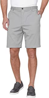 IZOD Mens Saltwater Flat Front Stretch Chino Shorts