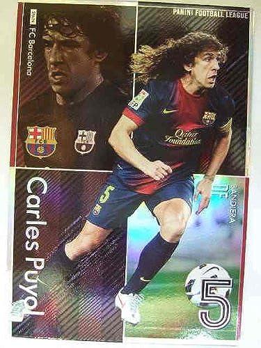 [Panini Football League] Carles Puyol BANDIERA PFL03 138 145 [PANINI FOOTBALL LEAGUE] (japan import)