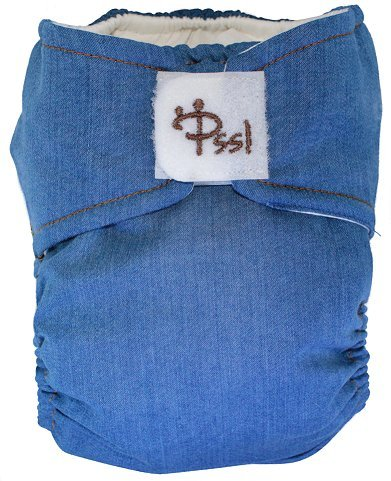Pss! POCKET ULTRA - Culotte Couvre-Couche Fantaisie - Made In Italy
