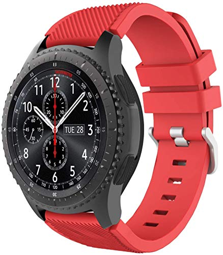 Chainfo Correa de Reloj Reemplazo Compatible con Huawei Watch GT 2 (46mm) / Watch GT 2e / Watch GT, la Correa de Reloj Watch Band Accessorios (22mm, Pattern 5)