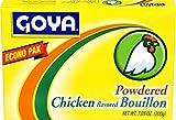 Goya Powdered Chicken Flavored Bouillion, 7.05 Ounce