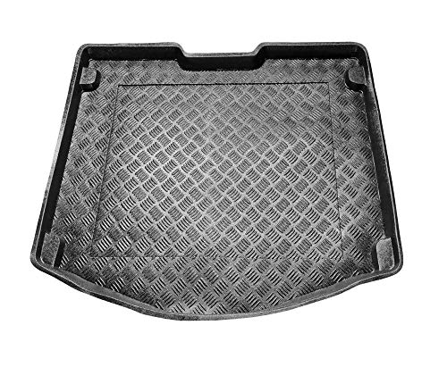 Protector Maletero PVC Compatible con Ford C-MAX II (Kit de Herramientas en Maletero) (Desde 2010) + Regalo   Alfombrilla Maletero Coche Accesorios   Ideal para Perro Mascotas