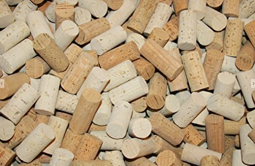 All Natural Blank Corks (100)