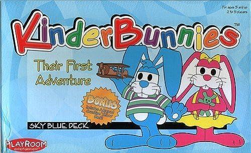 KinderBunnies  Their 1st Adventure