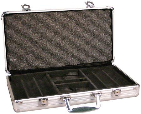 DA VINCI Aluminum 300 Chip Case