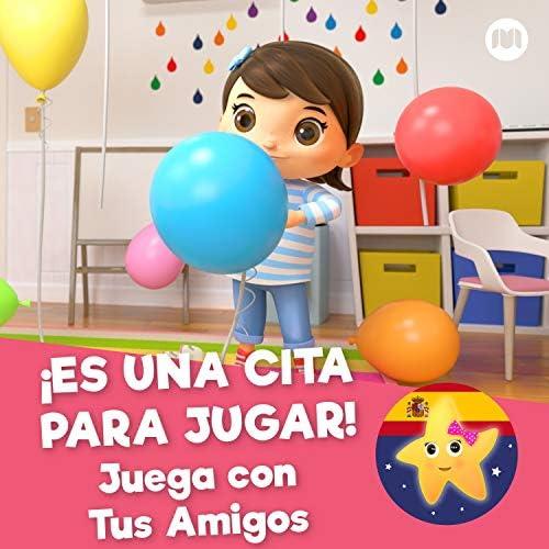 Little Baby Bum Rima Niños Amigos & KiiYii en Español