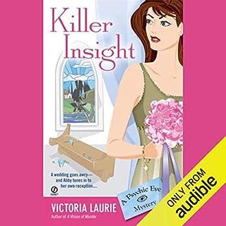 Killer Insight audiobook cover art