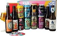 Le Coffret Dégustation Bière Craft regroupe 12 bières parfaites pour découvrir de nouvelles saveurs ainsi que de nouveaux styles. Il s'accompagne d'un verre teku et le tout se voit emballé dans un carton au design bien particulier, sur lequel de nomb...