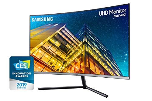 Samsung U32R592CWU 80,1 cm (32 Zoll) Curved Monitor (CurvedUHD, 4K Display)