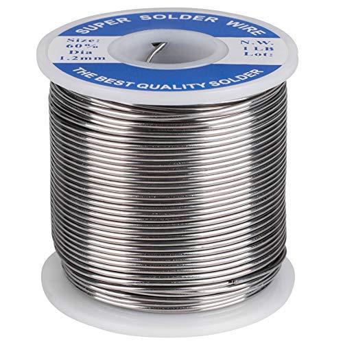 "Parts Express Electronic Solder 60/40 1.2mm (0.050"") Diameter 1 lb. Spool"