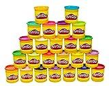Play-Doh - Pack de 24 tarros 0, no color