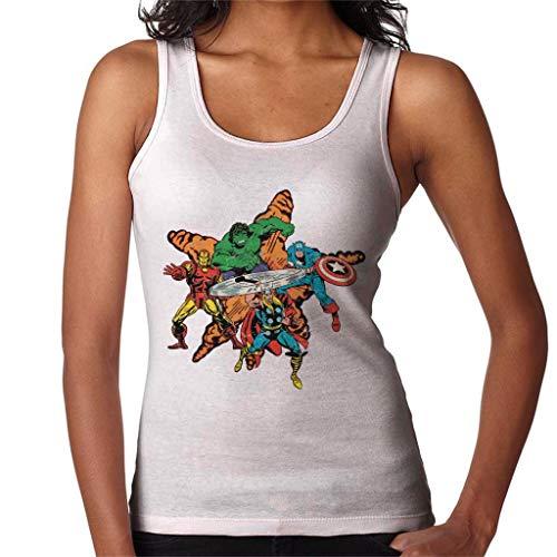 Marvel Heroes Assemble Women's Vest