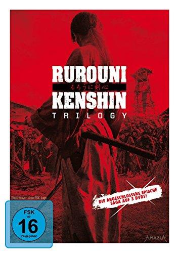 Rurouni Kenshin Trilogy [3 DVDs]