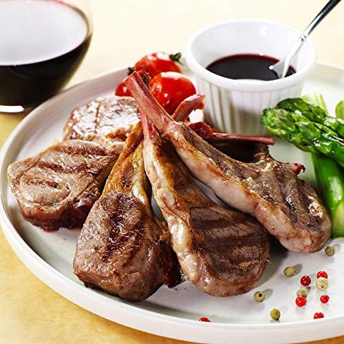 ミートガイ ラム肉 ラムフレンチチョップ (5本入) ニュージーランド産 WAKANUIスプリングラム使用 New Zealand Lamb Chops… (2)