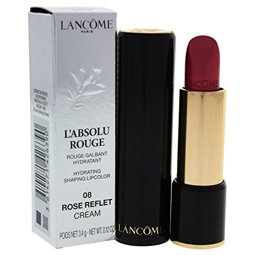 Lancome L'Absolu Rouge Cream 08 Rose Reflet