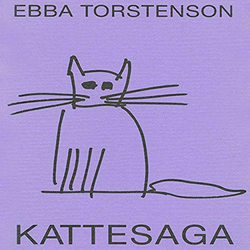 Kattesaga audiobook cover art