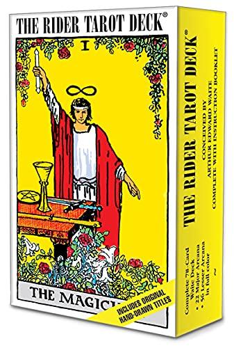 Rider-Waite Tarot Deck Cards