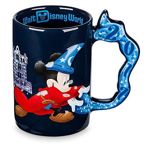 Disney Zauberer Micky Maus Jumbo-Tasse – Walt Disney World 2017