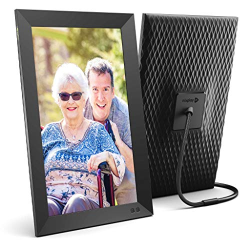 Nixplay Smart Digital Picture Frame 15.6 Inch - Share Moments Instantly via App or E-Mail Digital Frames Picture