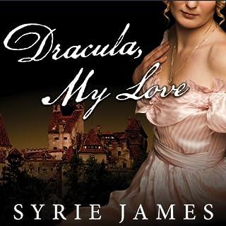 Dracula, My Love audiobook cover art